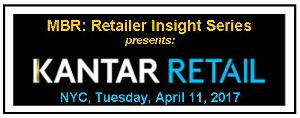 Kantar Retail NYC Tuesday April 11, 2017