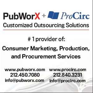 PubWorX provider of Consumer Marketing, Production and Procurement Services - Click Here for more Information